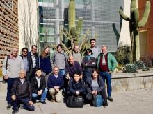 group photo of scientists at the GEWEX conference
